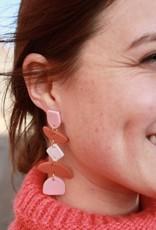 Sage Moon- The Rachael Earrings