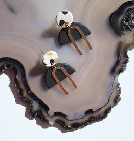 Sage Moon- The Camryn Earrings