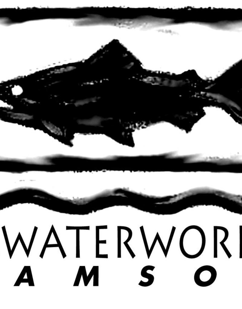 Waterworks Lamson WW/Lamson Sticker