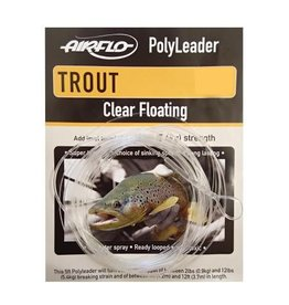 Airflo POLYLEADER FLOATING 10' TROUT