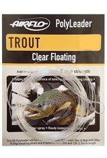 Airflo POLYLEADER FLOATING 5' LIGHT TROUT