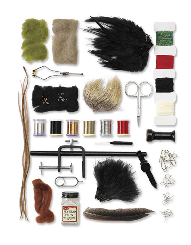 Orvis Encounter Fly Tying Kit