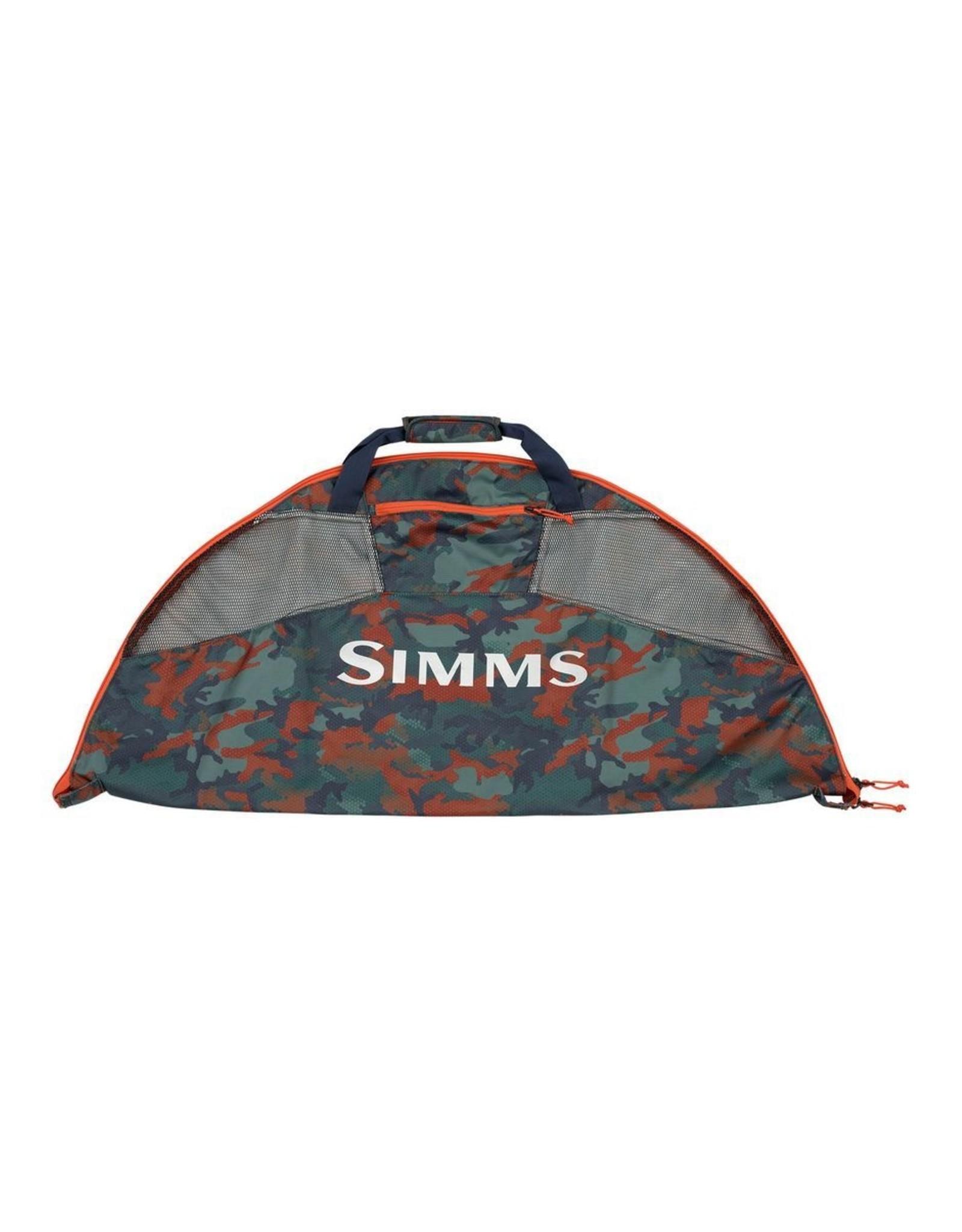 Simms Taco Bag Hex Flow Camo
