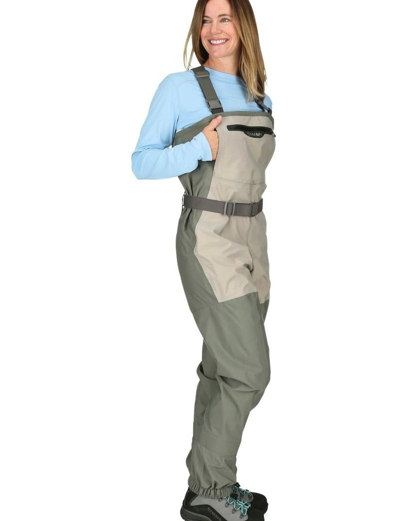 Simms Women's Freestone Wader Smoke Small