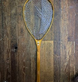 Boone's Fly Shop BFS Wooden Net Long Handle