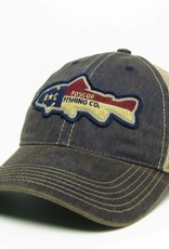 Foscoe Fishing Co. Old Favorite NC Trout Trucker