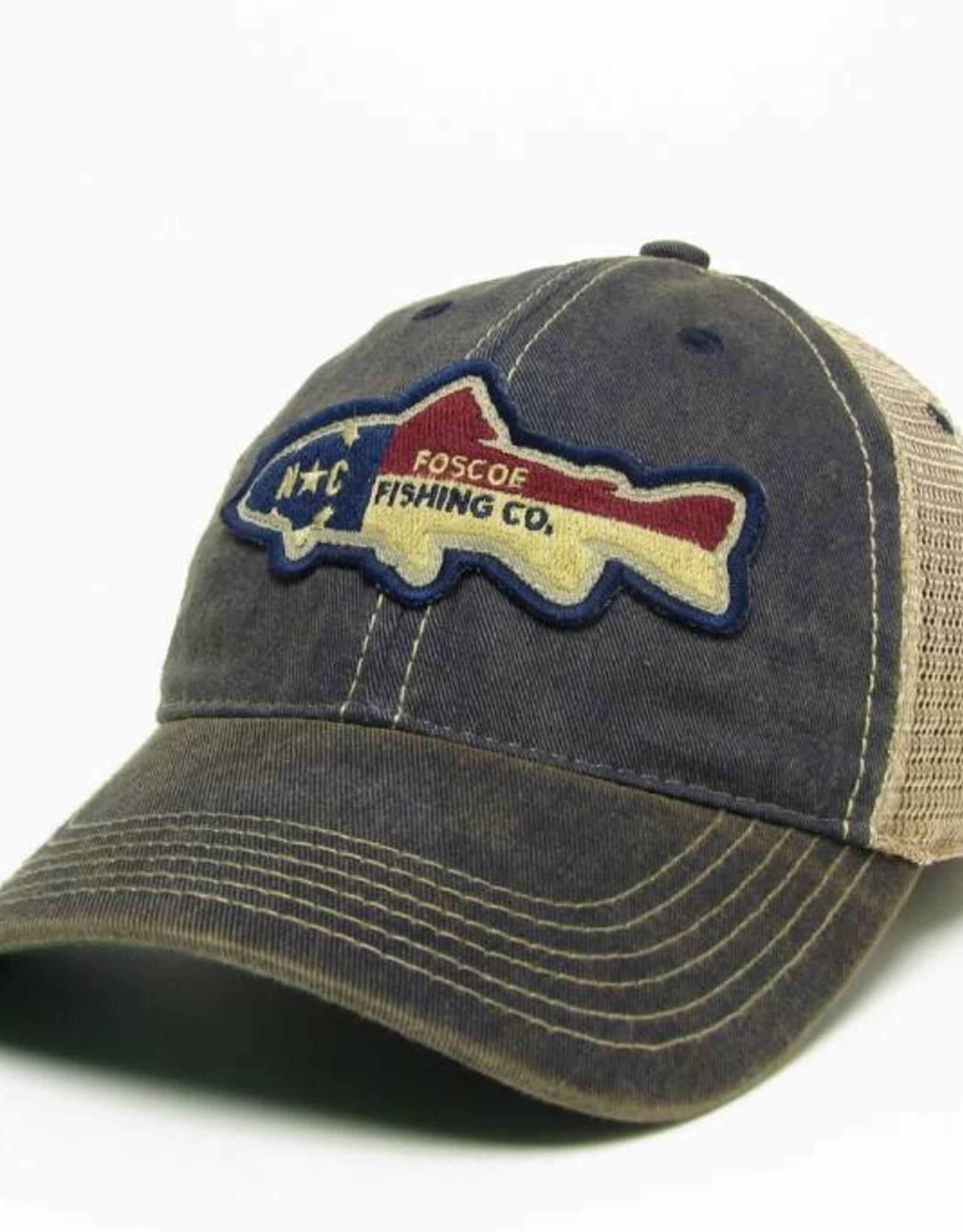 Foscoe Fishing Co. Old Favorite NC Trout Trucker
