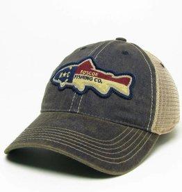 Foscoe Fishing Co. NC Trout Trucker