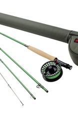 "Redington VICE OUTFIT W/ i.D REEL 5 WT 9'0"" 4PC"