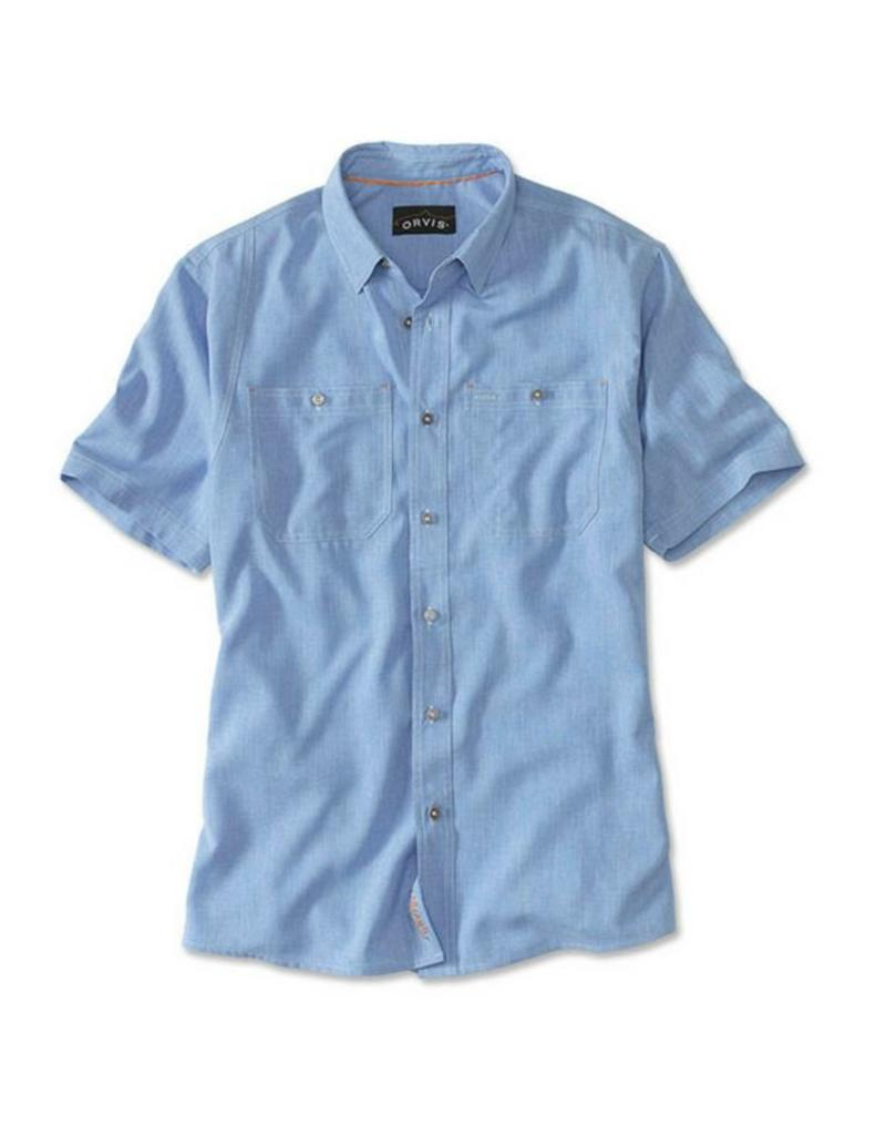 Tech Chambray SS Shirt