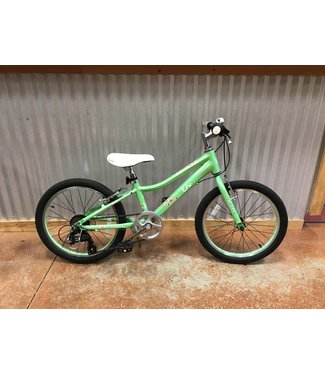 "Used Used Enchant Jr 20"" Green"