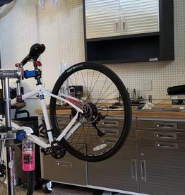 Spin City Cycles Service Wheel Tube/Tire Install