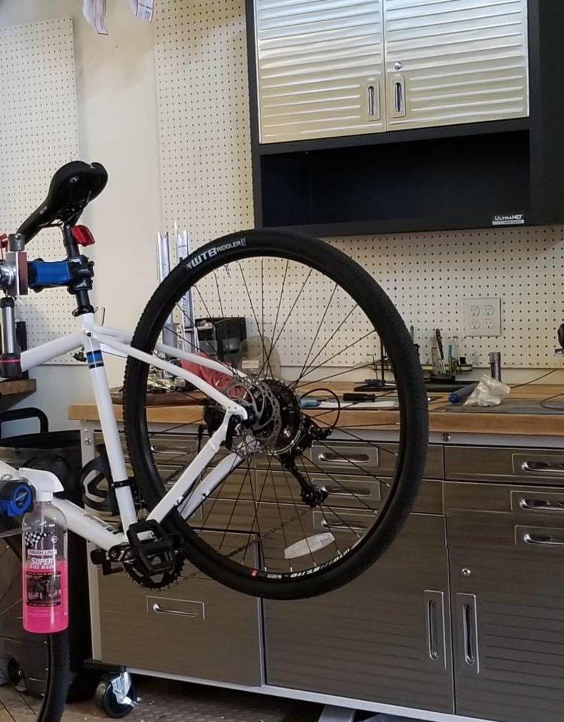 Spin City Cycles Service Brake Hydraulic Bleed