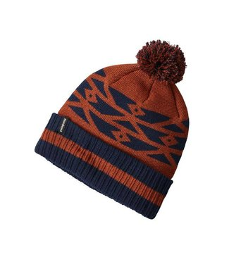 Patagonia Patagonia Powder Town Beanie Geo Site: Classic Navy ALL