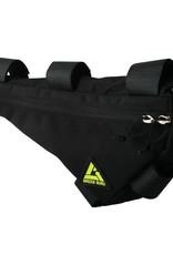 Green Guru Bag Green Guru Upshift Frame Large: Black