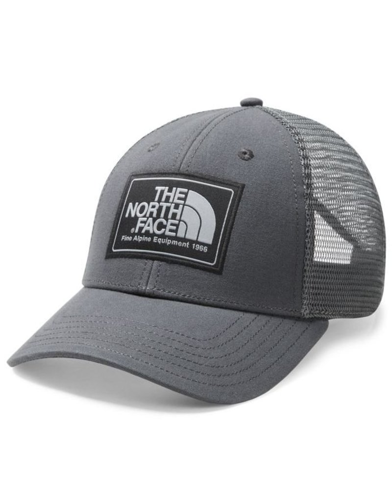 The North Face Hat TNF Mudder Trucker: Weathered Black/TNF Black/Mid Grey OS