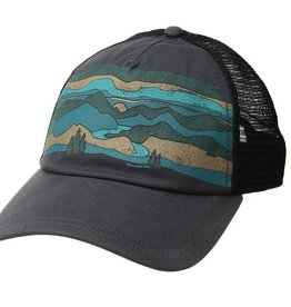 The North Face Women's Low Pro Trucker Weathered Black/TNF Black Multi OS