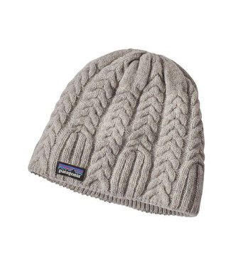 Patagonia Patagonia Women's Cable Beanie Drifter Grey ALL