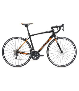 Giant Giant 18 Contend 1-TR Satin Black/Orange