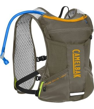 Camelbak Camelbak Chase Bike Vest 50 oz Shadow Grey/Iceland Poppy