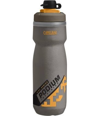 Camelbak Camelbak Podium Dirt Series Chill 21oz Shadow Grey/Sulphur