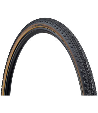 Teravail Tire Teravail Cannonball - 700 x 38, Tubeless, Folding, Tan, Light and Supple
