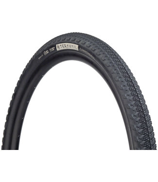 Teravail Tire Teravail Cannonball - 650 x 47, Tubeless, Folding, Black, Durable