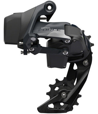 SRAM SRAM Force eTap AXS 2x Flat Mount HRD Electronic Groupset: Brake/Shift Levers, Front/Rear Disc Calipers, Front/Rear Derailleurs, D1