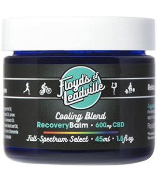 Floyd's of Leadville Floyd's of Leadville CBD Cool Balm: Full Spectrum, 600mg, 45ml Container