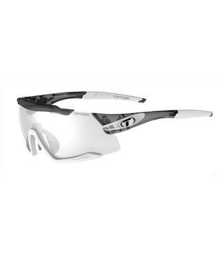 Tifosi Tifosi Aethon, Crystal Smoke/White  Fototec Sunglasses