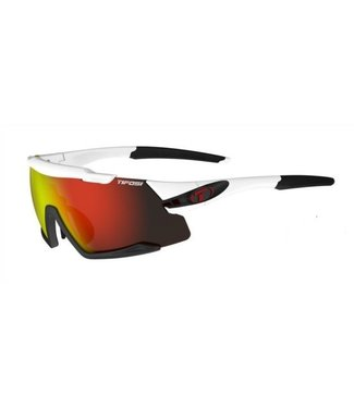 Tifosi Aethon, White/Black  Interchangeable Sunglasses