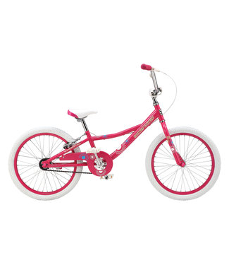 SUN BICYCLES Sun Bicycles Flower Power 20 Gloss Pink