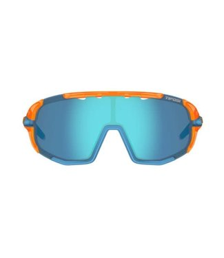 Tifosi Tifosi Sledge, Crystal Orange Interchangeable Sunglasses