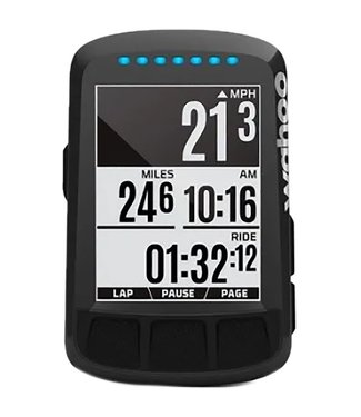 Wahoo Fitness Wahoo Elemnt Bolt GPS Bike Computer: Stealth Black