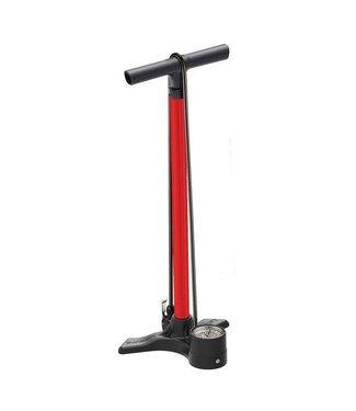 LEZYNE Pump Lezyne Macro Floor Drive 2.5 DV Red