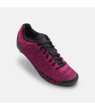 Giro Shoe Giro Empire W E70 Knit Berry / Bright Pink