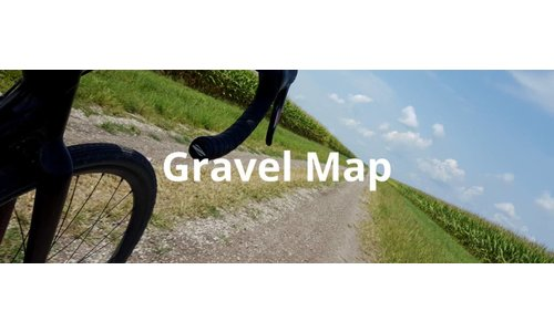 Area Gravel Map