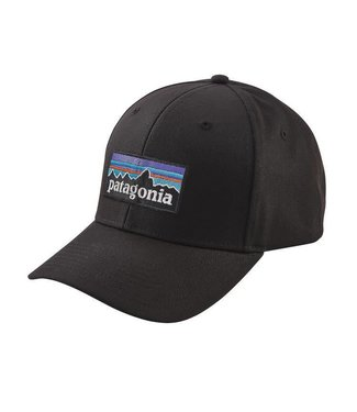 Patagonia Patagonia P-6 Logo Roger That Hat Black ALL