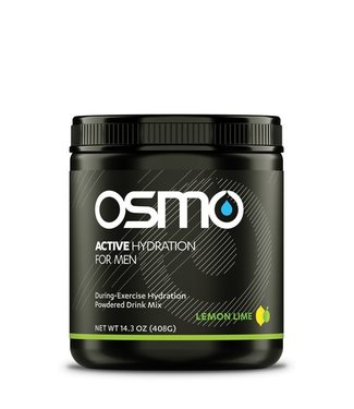 Osmo OSMO Men's Active Hydration Lemon Lime (40 Serv Tub)