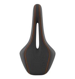 Fizik Saddle Fizik - Women's - Luce - Mg Rails - Refelctvie/Orange - Regular