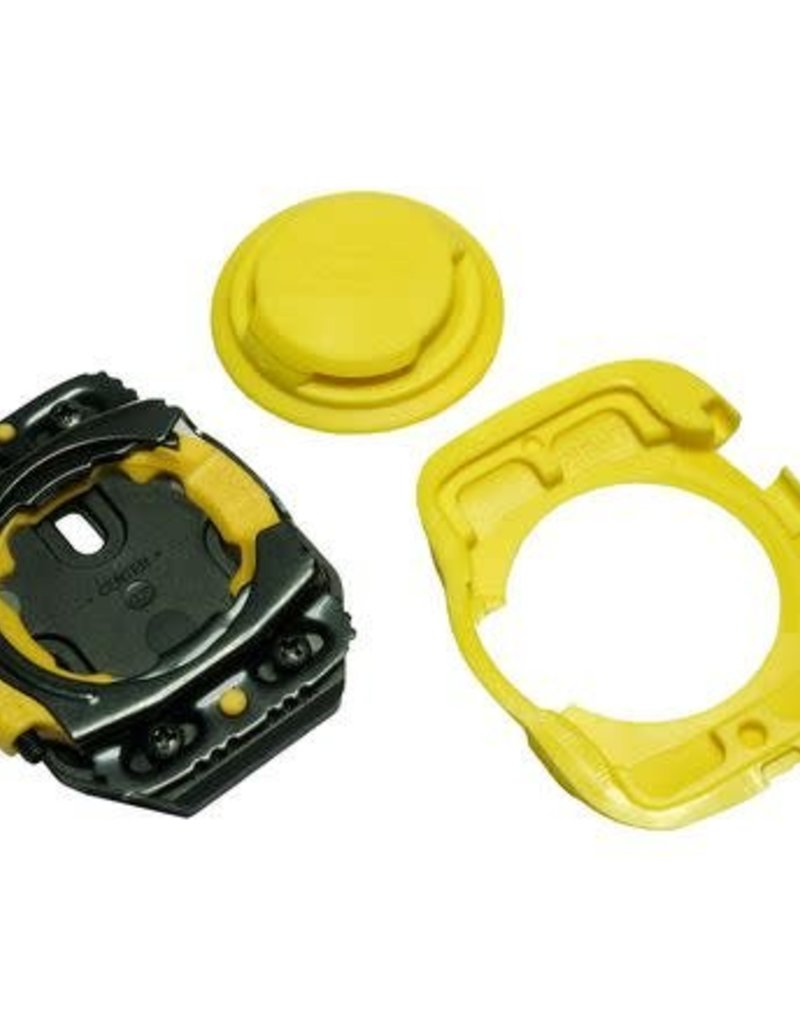 Speedplay Pedal Speedplay Zero Cr-Mo Walkable - Black