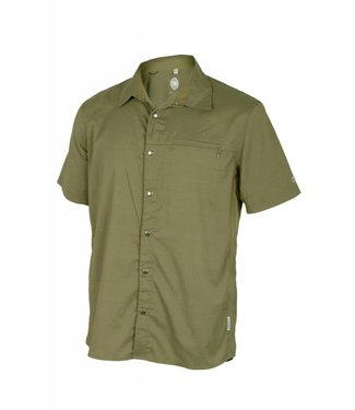 Club Ride Top CR Men's Vibe Short Sleeve Snap Down