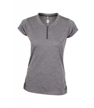 Club Ride Top CR W's Deer Abby Pullover Short Sleeve