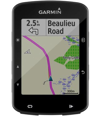Garmin Garmin Edge 520 Plus GPS Cycling Computer: Black