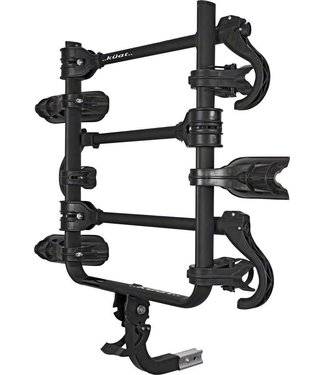 Kuat Rack Kuat Transfer 3 Bike Tray Rack: Black