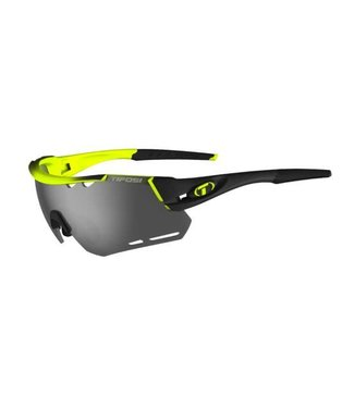 Tifosi Optics Tifosi Alliant, Race Neon Smoke/AC Red/Clear