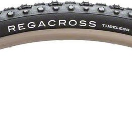 Panaracer Tire Panaracer RegaCross Tubeless Ready 700x35mm Black Sidewall