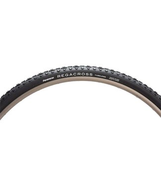 Panaracer Tire Panaracer RegaCross Tubeless Ready 700x35mm Black Sidewall