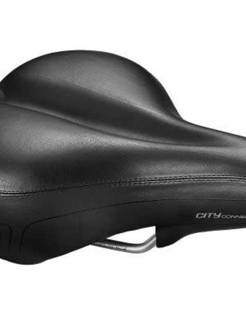 Giant Saddle Giant Connect City Unisex Black