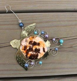 Kemp's Ridley Turtle Ornament